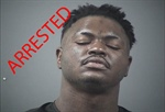 Arrested: Jamel Deshon Brown
